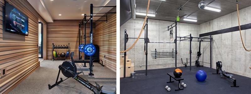 Thuis gym kluswebsite