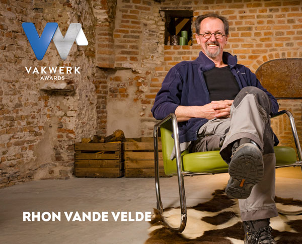 Vakwerk Awards genomineerde Rhon vande Velde