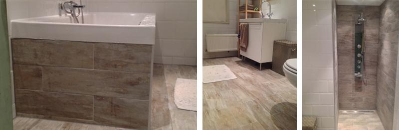renovatie badkamer tegels: u badkamer ideeen jaren brigee, Badkamer