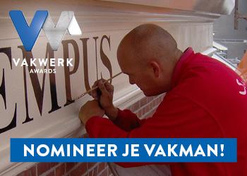 Vakwerk Awards - KWS -home
