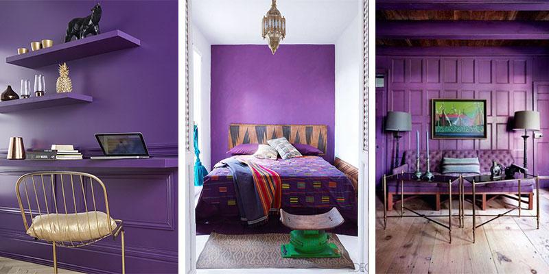 ultra violet pantone kleur van het jaar kluswebsite. Black Bedroom Furniture Sets. Home Design Ideas