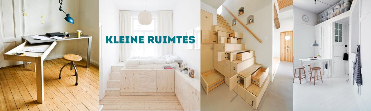 Kleine ruimtes inrichten kluswebsite for Inrichten kleine ruimtes